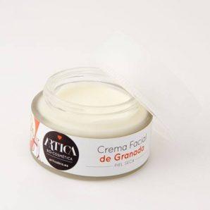 Crema Facial Ecológica de Granada